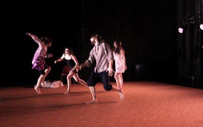 FÜRVIER – Ein Tanzquartett   Gastspiel