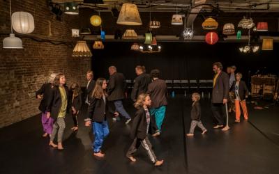 Mischpoke – Ein familiäres Tanzstück | tanzfuchs PRODUKTION