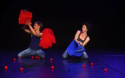 Alles im Eimer! | Eine Tanz- und Musikperformance für ein Publikum ab 2 Jahren …