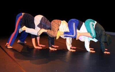 Fette Kette | ein Tanzreigen für alle ab 5 Jahren